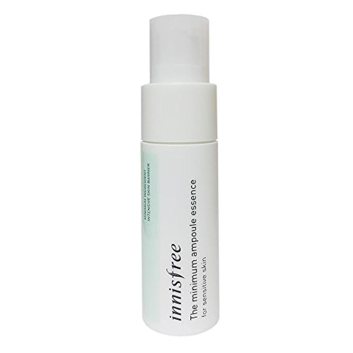 同化バスト欠陥イニスフリー Innisfree ザミニマム アンプル エッセンス敏感肌用(30ml) Innisfree The Minimum Ampoule Essence For Sensitive Skin(30ml) [海外直送品]