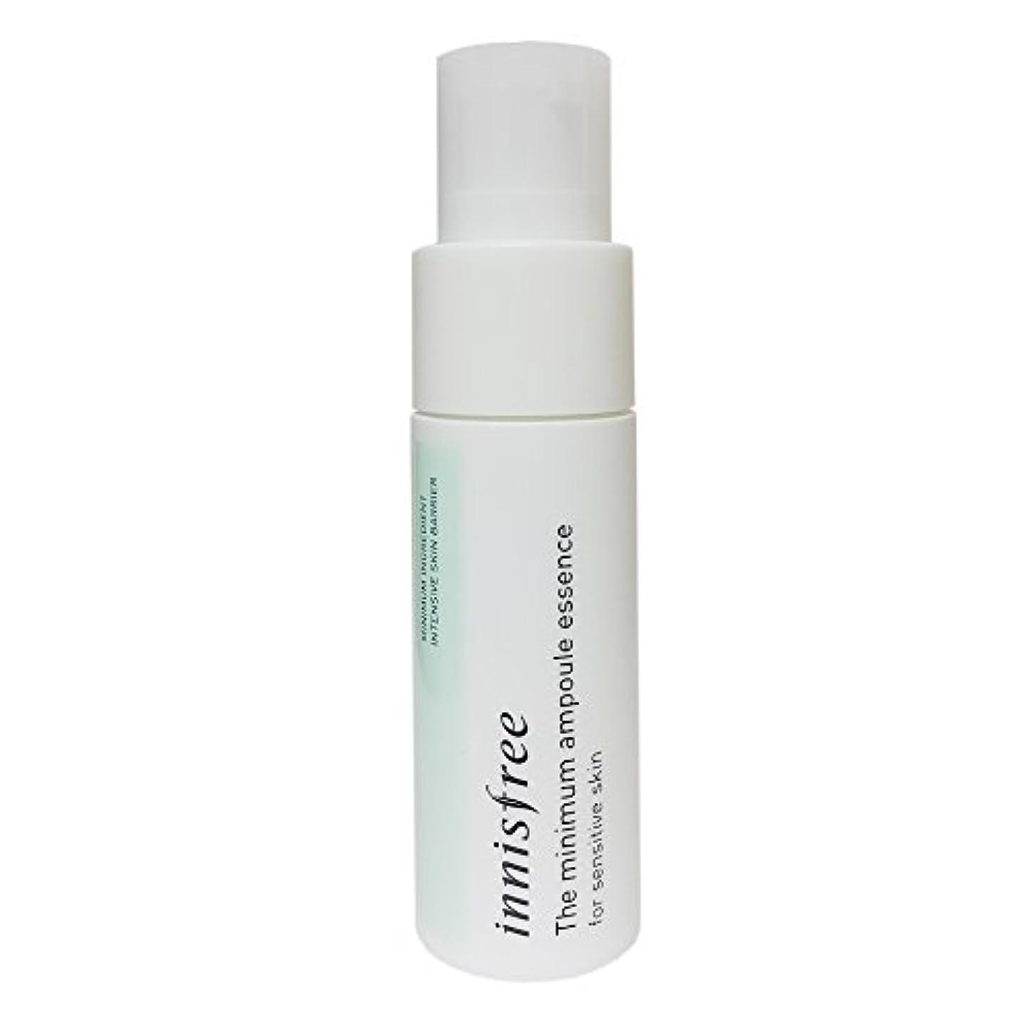 一時的殺します細断イニスフリー Innisfree ザミニマム アンプル エッセンス敏感肌用(30ml) Innisfree The Minimum Ampoule Essence For Sensitive Skin(30ml) [海外直送品]