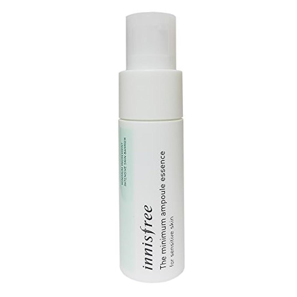 ジェスチャー継承鍔イニスフリー Innisfree ザミニマム アンプル エッセンス敏感肌用(30ml) Innisfree The Minimum Ampoule Essence For Sensitive Skin(30ml) [海外直送品]