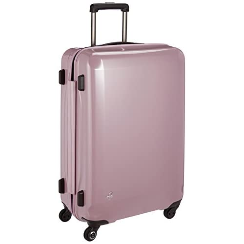[プロテカ] スーツケース 日本製 ラグーナライトFs サイレントキャスター  保証付 67L 65cm 3.4kg 02743 07 マーメイドピンク