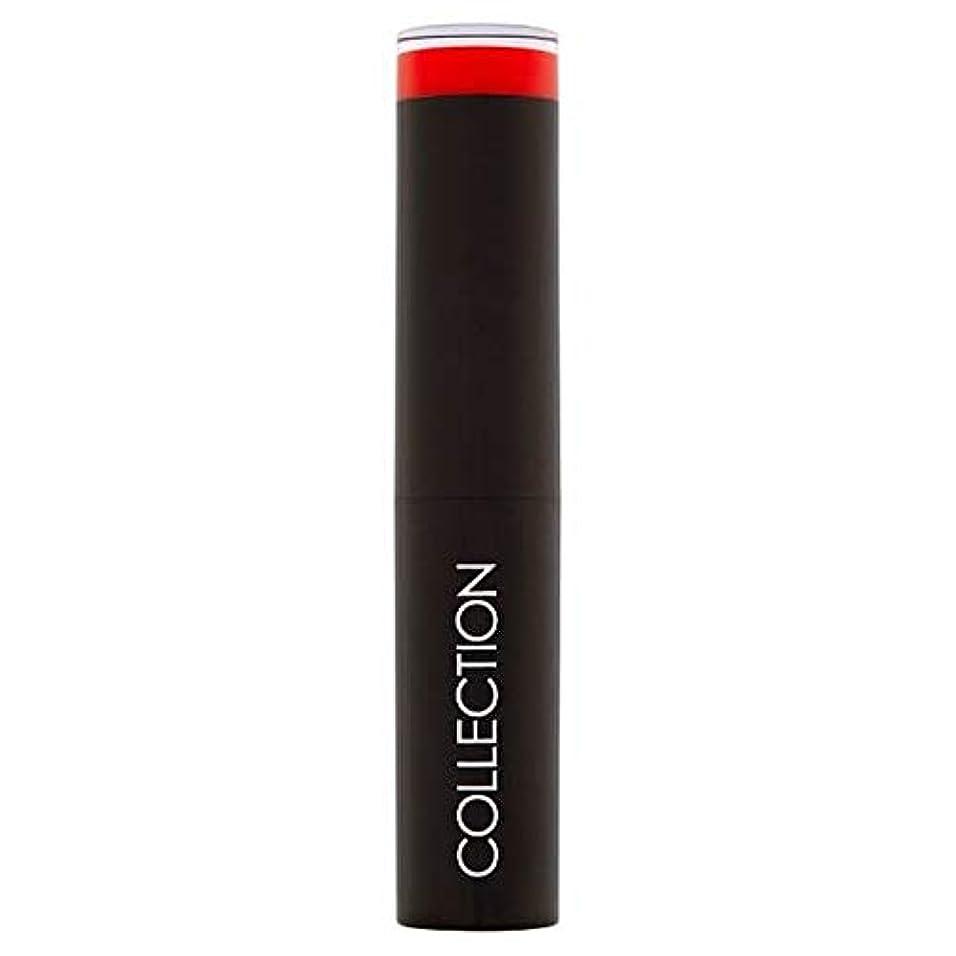 施設受付緩む[Collection ] 7赤コレクション強烈な輝きゲル口紅の映画スター - Collection Intense Shine Gel Lipstick Movie Star Red 7 [並行輸入品]