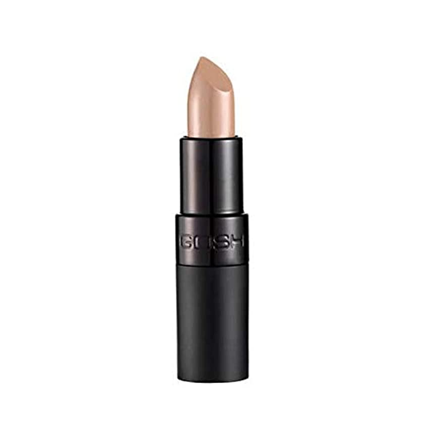 マイナスランデブー超高層ビル[GOSH ] おやっベルベットタッチ口紅134最愛の人 - Gosh Velvet Touch Lipstick 134 Darling [並行輸入品]