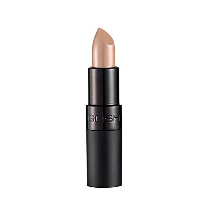 [GOSH ] おやっベルベットタッチ口紅134最愛の人 - Gosh Velvet Touch Lipstick 134 Darling [並行輸入品]