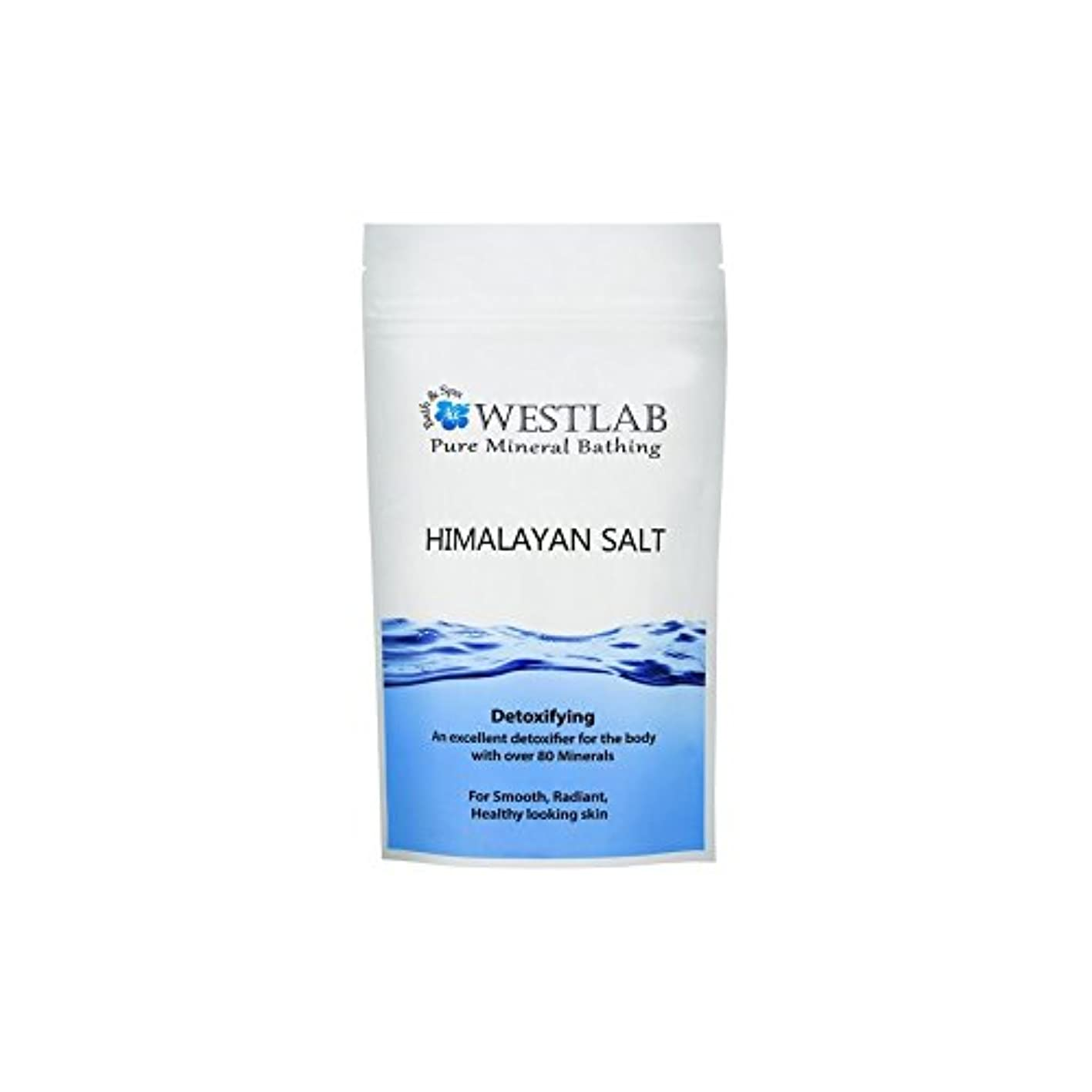 ヒマラヤ塩の1キロ x4 - Westlab Himalayan Salt 1kg (Pack of 4) [並行輸入品]