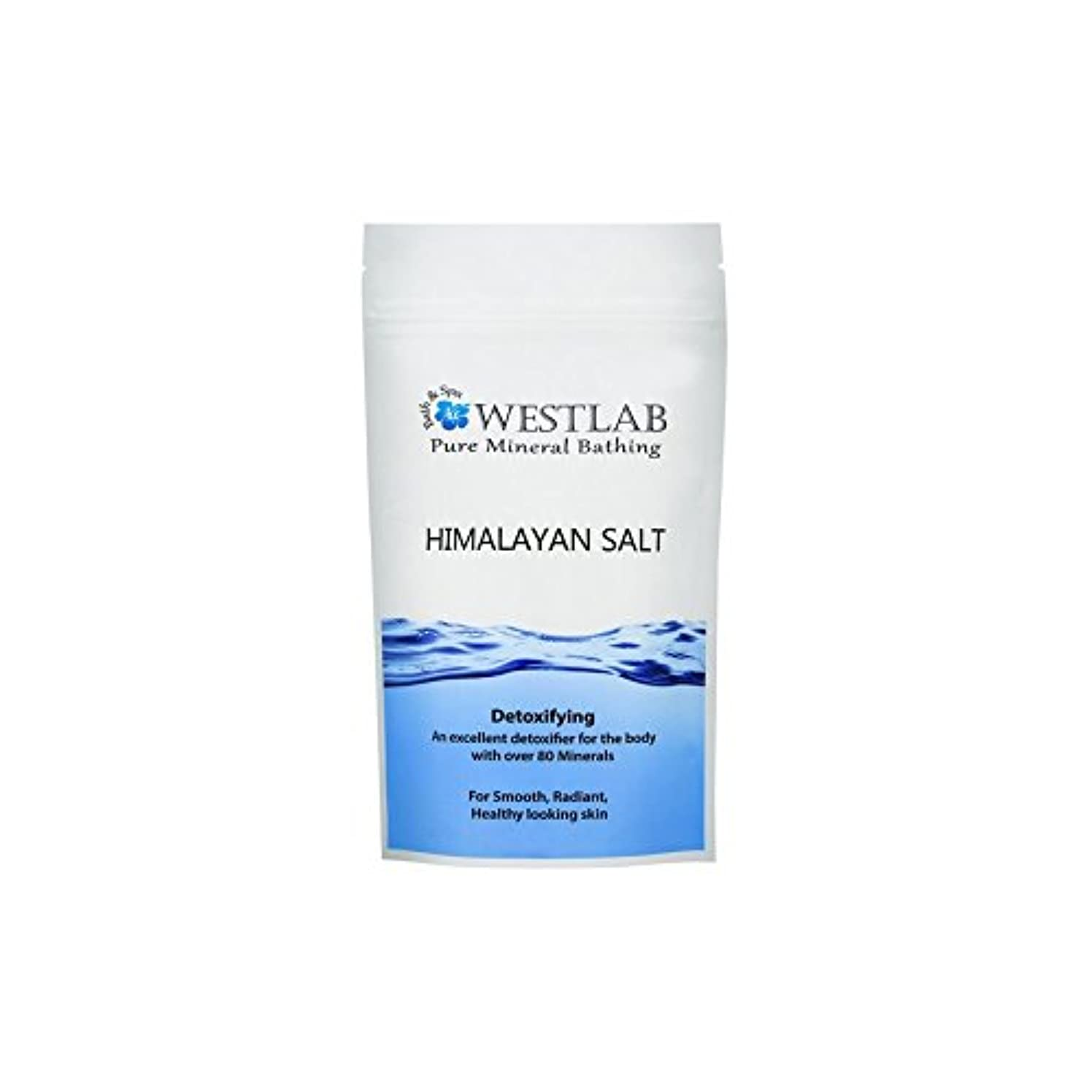 小切手摘む備品ヒマラヤ塩の1キロ x2 - Westlab Himalayan Salt 1kg (Pack of 2) [並行輸入品]
