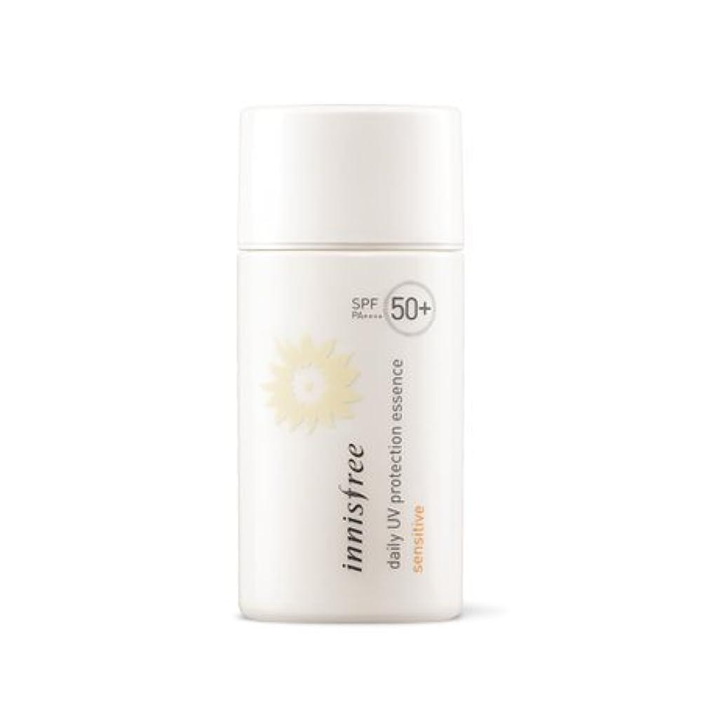 唇アッティカスファンブル[イニスフリー/Innisfree ] デイリー UV プロテクション エッセンス センシティブ SPF50+ PA++++ daily UV protection essence sensitive 50ml [並行輸入品]