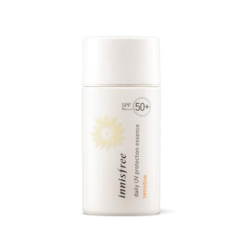 バクテリア砂漠違う[イニスフリー/Innisfree ] デイリー UV プロテクション エッセンス センシティブ SPF50+ PA++++ daily UV protection essence sensitive 50ml [並行輸入品]