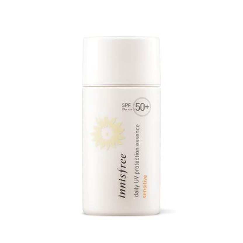 剪断取り扱いバングラデシュ[イニスフリー/Innisfree ] デイリー UV プロテクション エッセンス センシティブ SPF50+ PA++++ daily UV protection essence sensitive 50ml [並行輸入品]