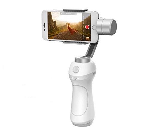 FeiyuTech Vimble c 3軸ジンバル スタビライザー iPhone, Samsung S8, Huawei P10などスマホに対応 顔追跡 APPリモート コントロール機能 USB充電