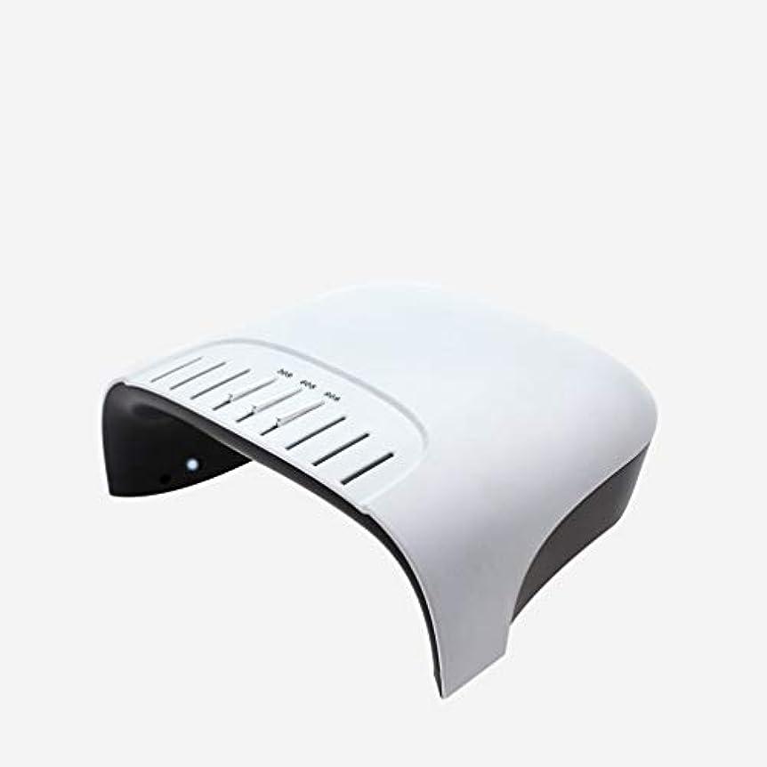 局恋人季節スマートホワイトUV/LEDネイルライト、速乾性ネイルドライヤー、ネイルジェル硬化ライト、赤外線センサー、取り外し可能な磁性プレート(2019 New)