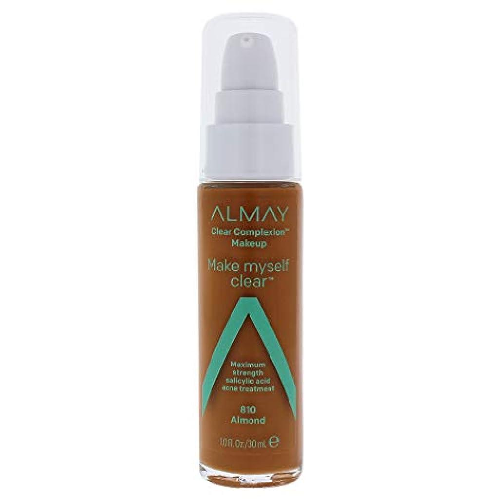 空いている食事飼いならすClear Complexion Makeup - 810 Almond