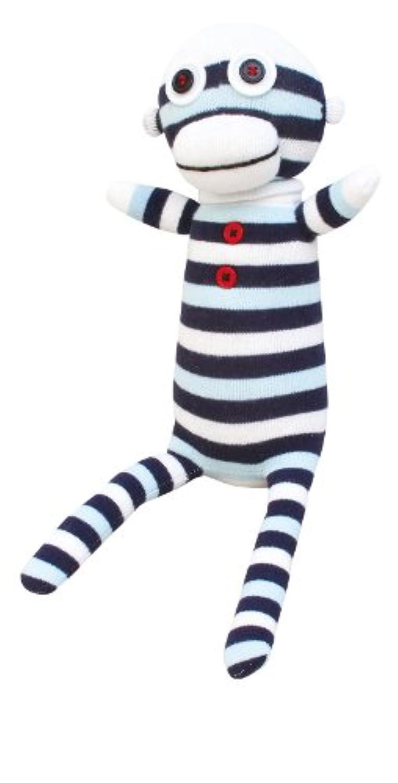 NO3NO4 Handmade Artie Sock Doll, 1 Count
