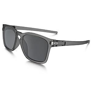 [オークリー] Oakley サングラス 0OO9358 メンズ Matte Grey Ink/Black Iridium 日本 55-(Free サイズ)