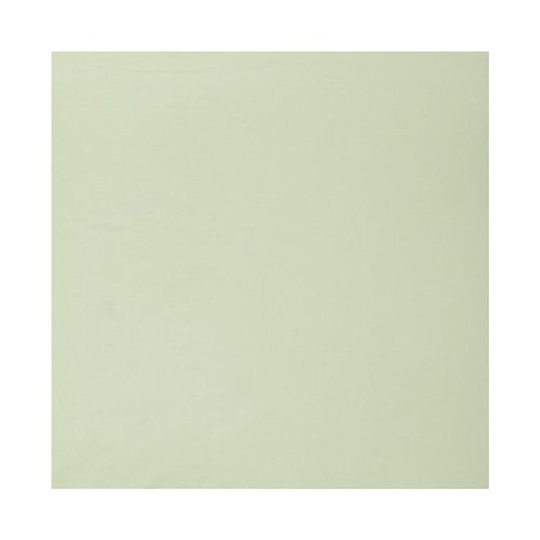 Q Green Crib Sheet by Bacati