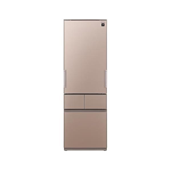 シャープ 冷蔵庫 スリムメガフリーザー プラズマ...の商品画像