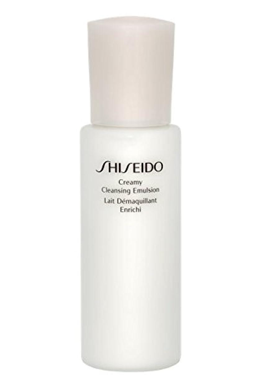 お母さん悪因子流用する資生堂 Creamy Cleansing Emulsion 200ml/6.7oz並行輸入品