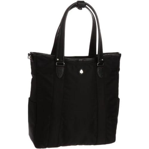 [ウルティマ トウキョウ] ultima tokyo varietas ルーカス 多機能ビジネストートバッグ(ジャケット押さえバンド付き・折り畳み傘ポケット付き・A4サイズ) 45093 01 (ブラック)