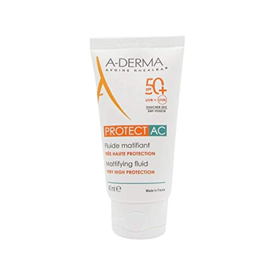 主婦満員ナサニエル区A-Derma Protect AC Mattifying Fluid SPF50+ 40ml