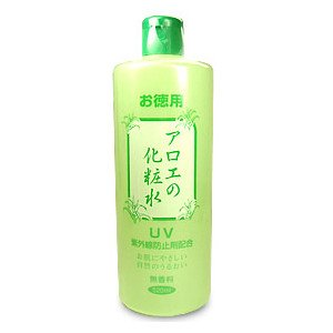 アロエの化粧水 520ml