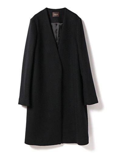 (デミルクスビームス) Demi-Luxe BEAMS / ノーカラー Vネック コート 68190136002