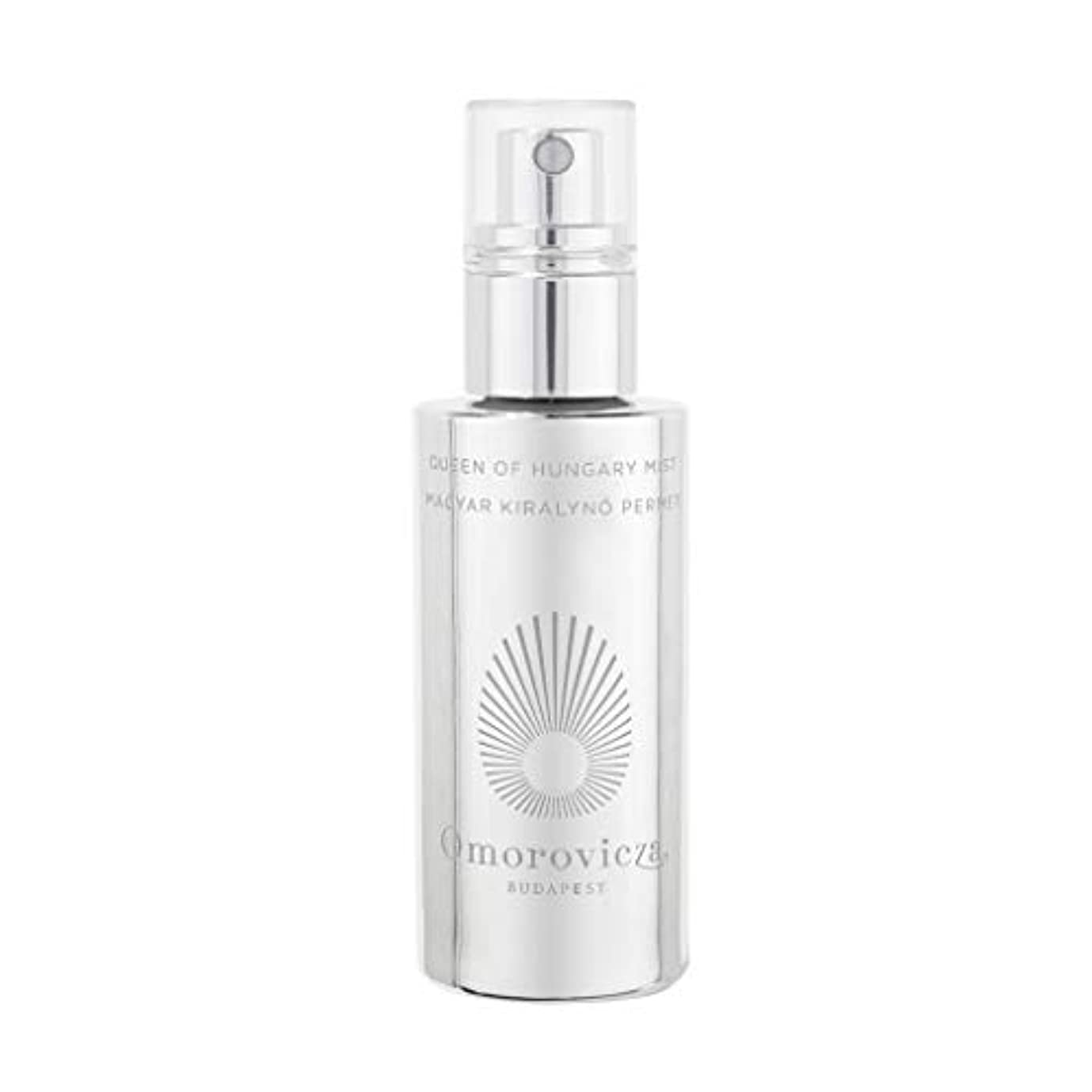 下線顎無視OMOROVICZA オモロヴィッツァ Budapest Queen of Hungary mist silver 30ml