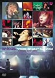 "w-inds.""PRIME OF LIFE""Tour 2004 IN SAITAMA SUPER ARENA [DVD]"