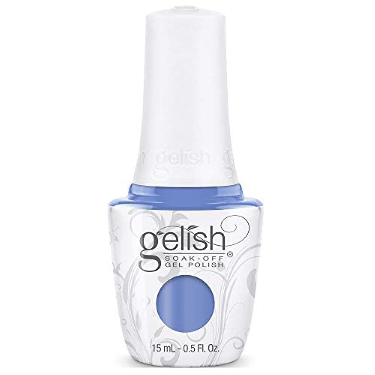ピニオン内向きマーキーHarmony Gelish - Forever Fabulous Marilyn Monroe - Blue-Eyed Beauty - 15 mL / 0.5 Oz