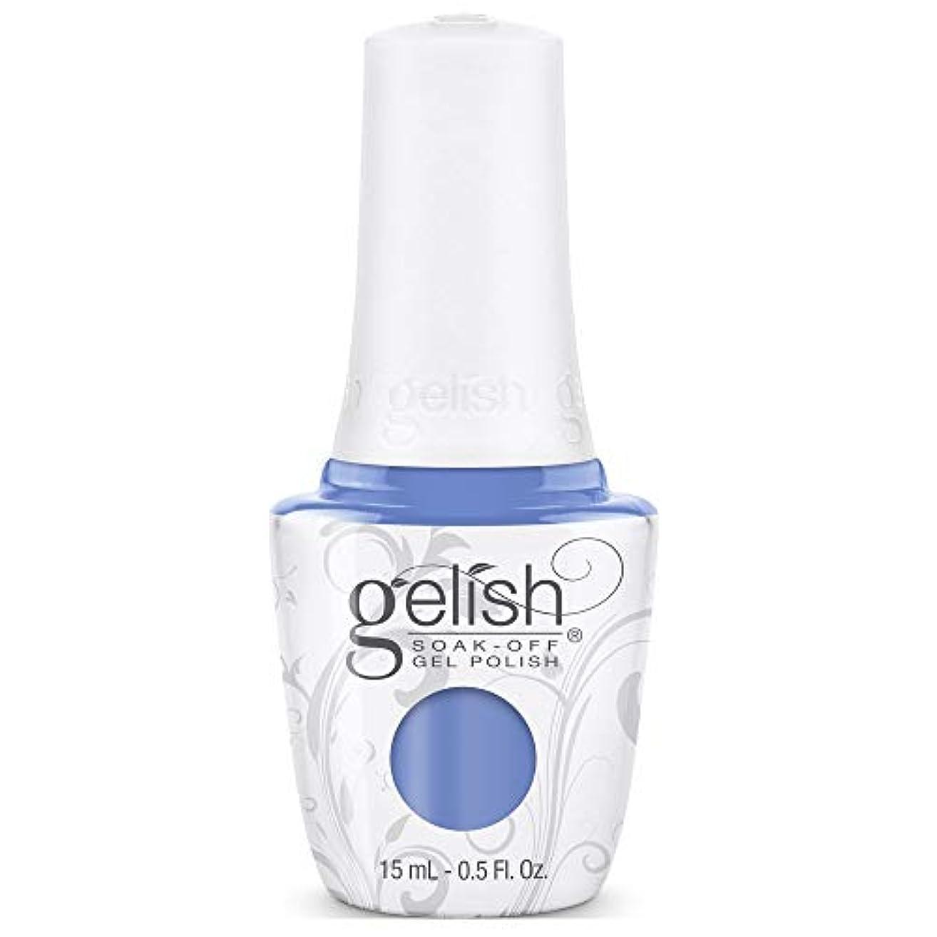 ズームインするマウントエスカレートHarmony Gelish - Forever Fabulous Marilyn Monroe - Blue-Eyed Beauty - 15 mL / 0.5 Oz