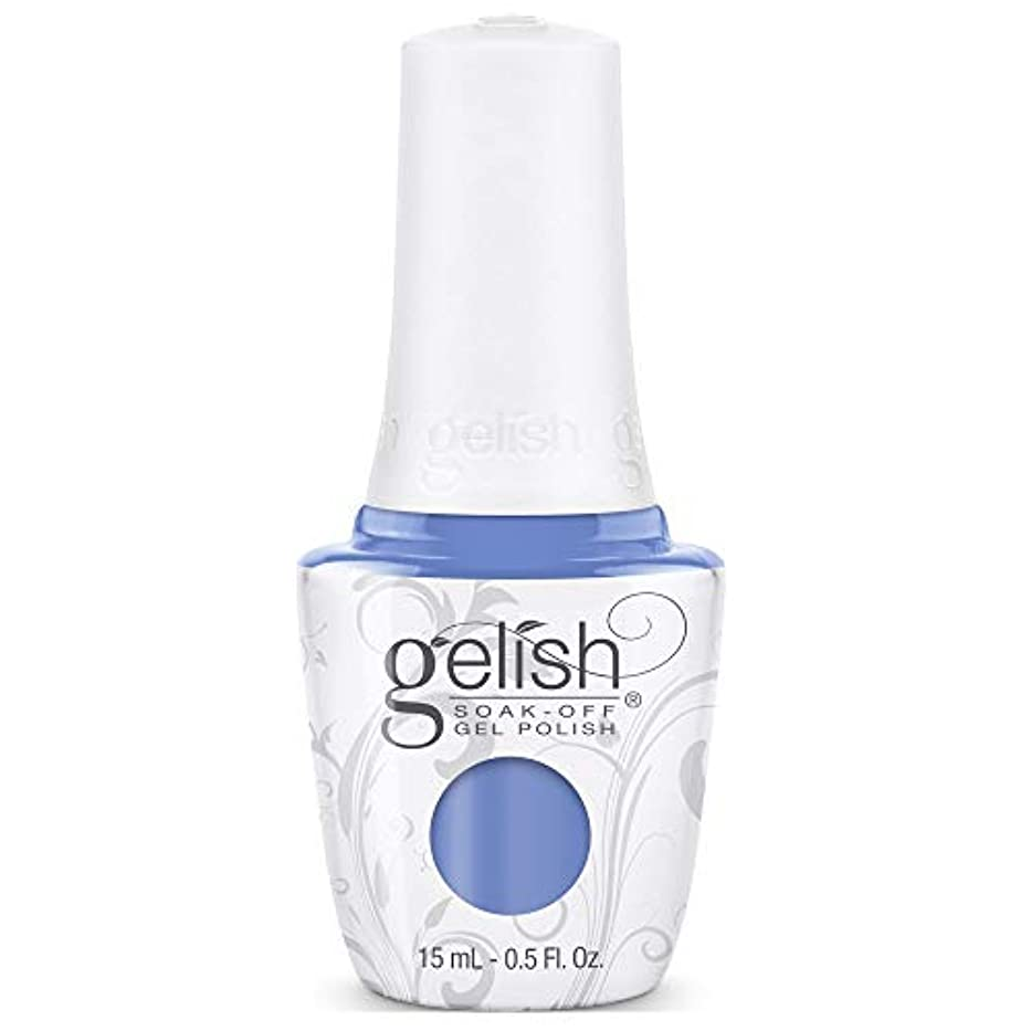 ピニオン追加する強いHarmony Gelish - Forever Fabulous Marilyn Monroe - Blue-Eyed Beauty - 15 mL / 0.5 Oz
