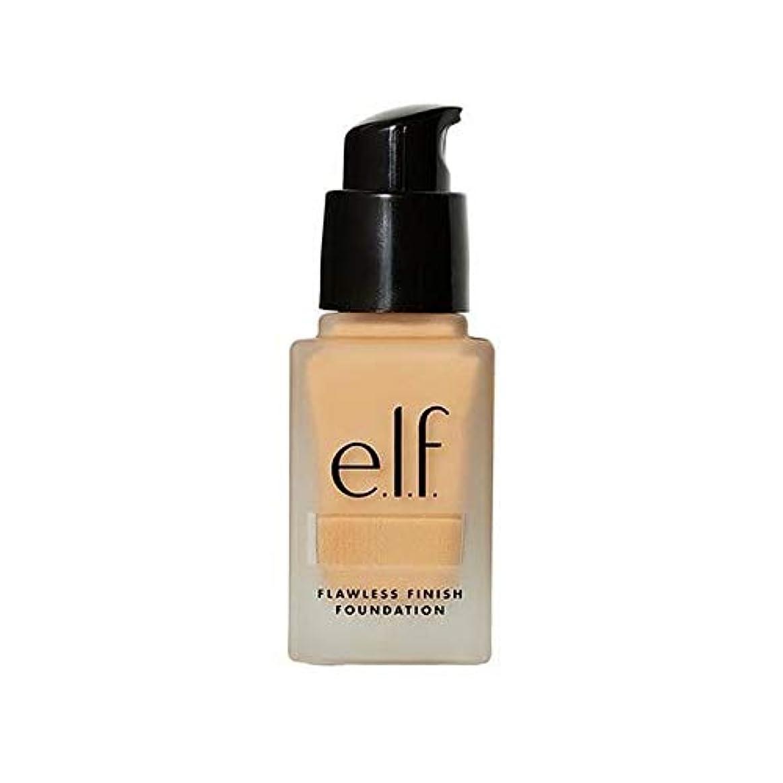 最大のスチュアート島舗装する[Elf ] エルフ。完璧な仕上げ基盤リネン - e.l.f. Flawless Finish Foundation Linen [並行輸入品]