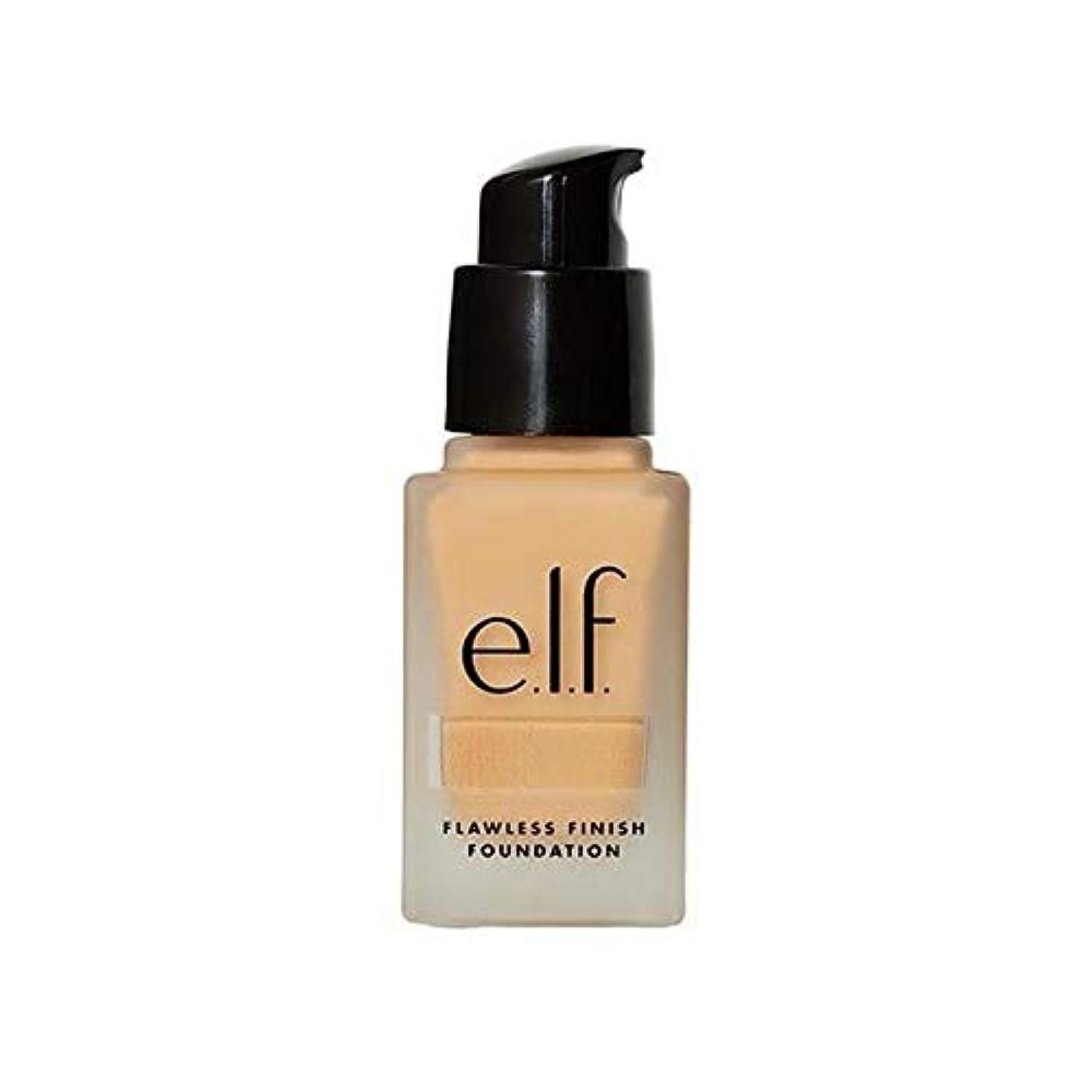 洋服めまい路面電車[Elf ] エルフ。完璧な仕上げ基盤リネン - e.l.f. Flawless Finish Foundation Linen [並行輸入品]