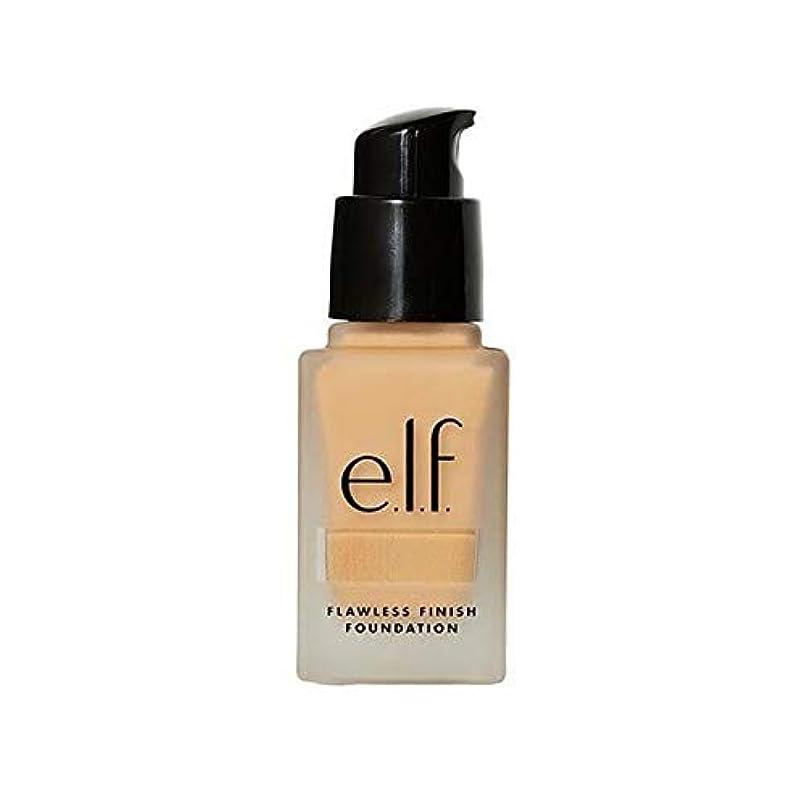 追放非難掃く[Elf ] エルフ。完璧な仕上げ基盤リネン - e.l.f. Flawless Finish Foundation Linen [並行輸入品]