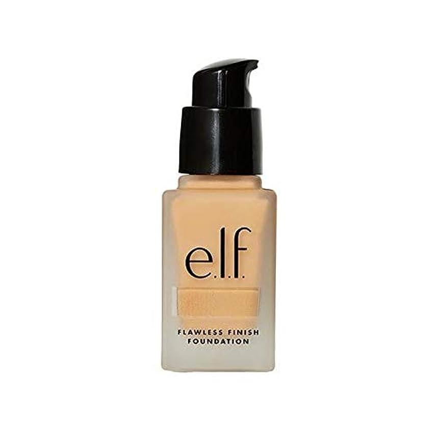 終点私たち批判する[Elf ] エルフ。完璧な仕上げ基盤リネン - e.l.f. Flawless Finish Foundation Linen [並行輸入品]