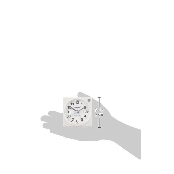 カシオ コンパクトサイズ電波時計の紹介画像8