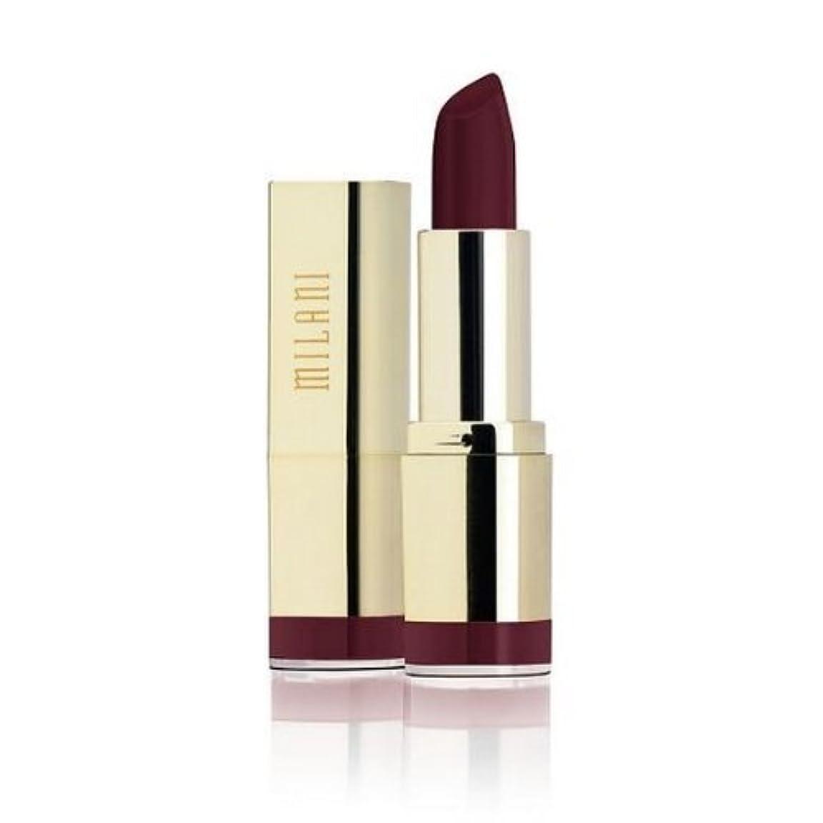 投資する提唱する履歴書MILANI Color Statement Moisture Matte Lipstick - Matte Love (並行輸入品)
