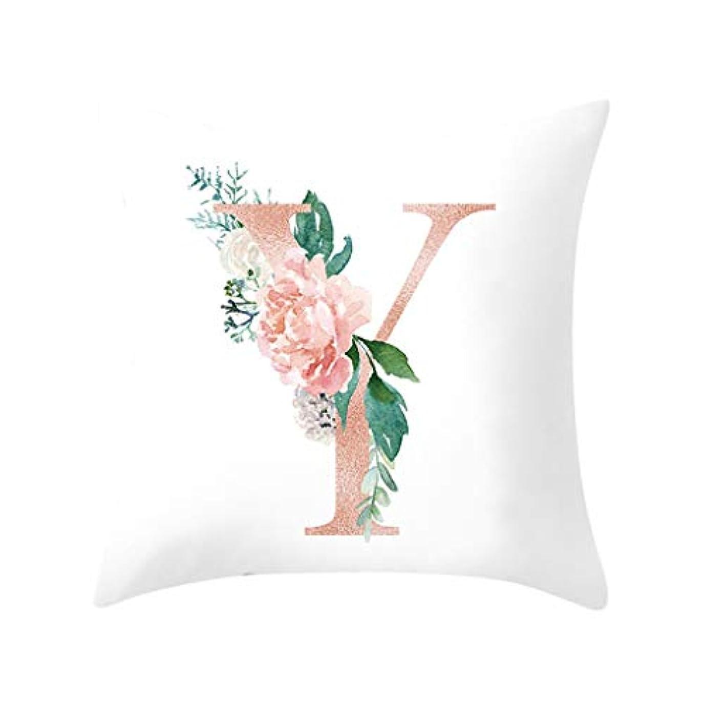 時間面イースターLIFE 装飾クッションソファ手紙枕アルファベットクッション印刷ソファ家の装飾の花枕 coussin decoratif クッション 椅子