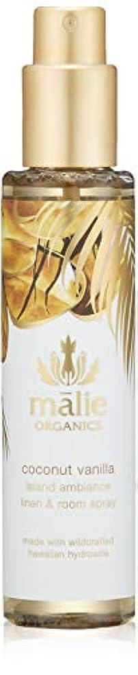 その間無許可請願者Malie Organics(マリエオーガニクス) ココナッツバニラ ココナッツ バニラ