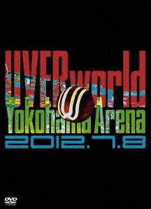 UVERworld Yokohama Arena(初回生産限定盤) [DVD]
