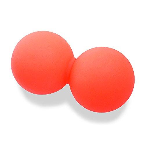 GronG(グロング) ストレッチボール ハードタイプ オレンジ