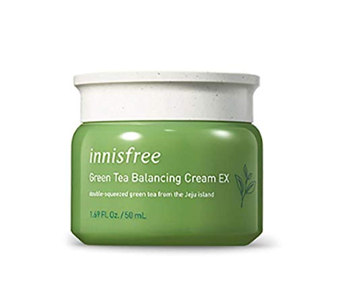 希望に満ちたラッドヤードキップリング自分の力ですべてをするINNISFREE Green Tea Balancing Cream (並行輸入品)