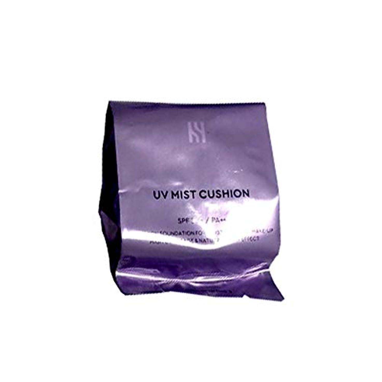 違法インサートモンゴメリーHERA(ヘラ) UVミストクッション(カバー)SPF50+/PA+++ [リフィルのみ] C21号/バニラ