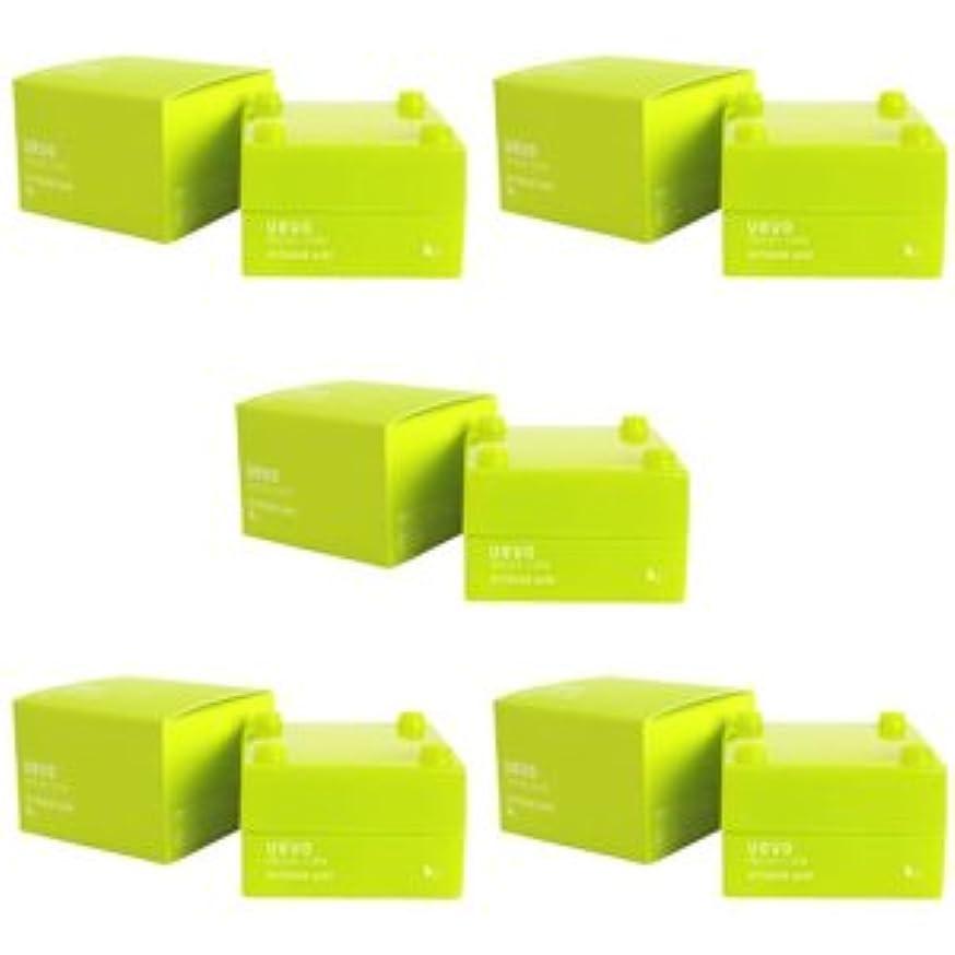 外観予防接種予防接種【X5個セット】 デミ ウェーボ デザインキューブ エアルーズワックス 30g airloose wax DEMI uevo design cube