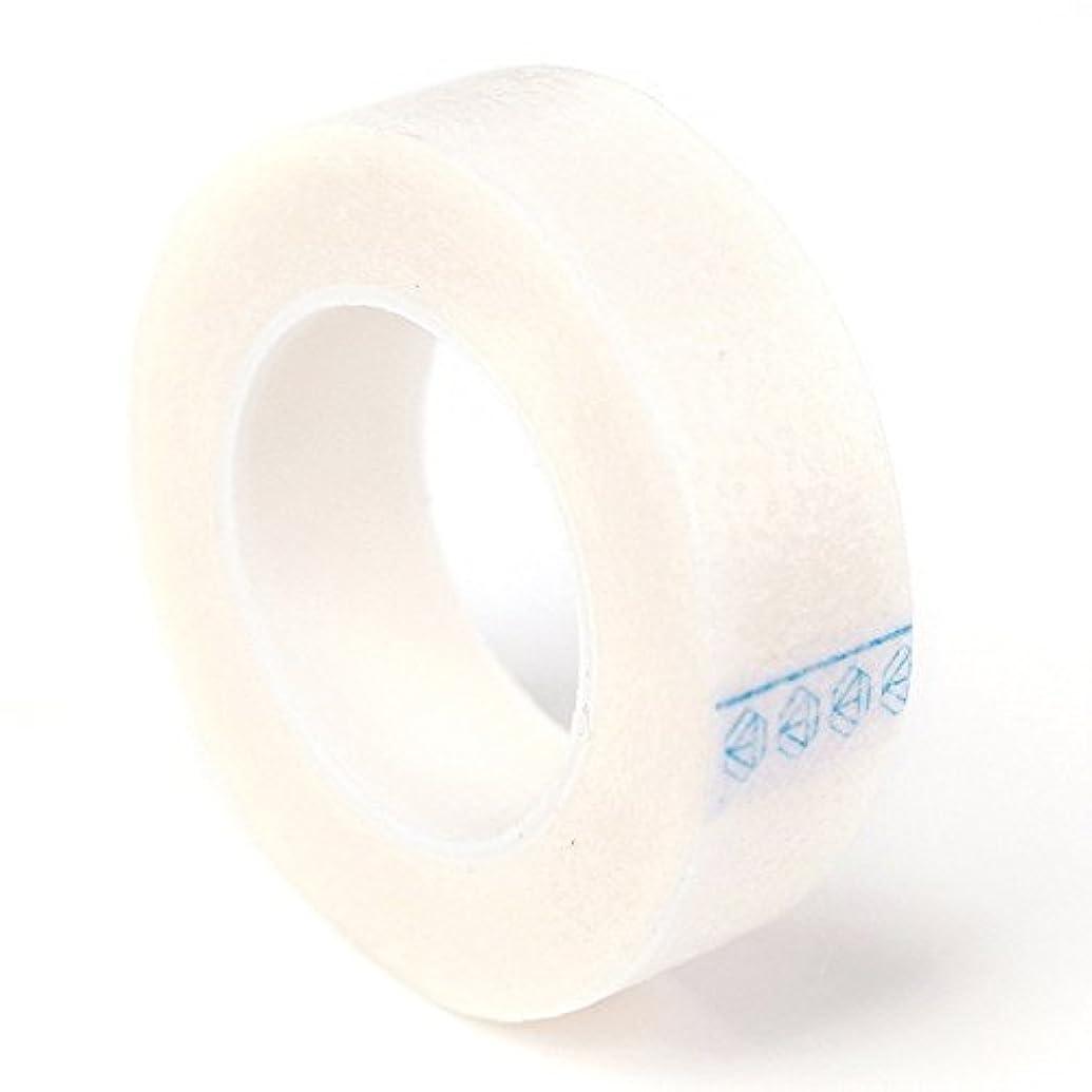 課税湿度系譜Lash Collection サロン監修 まつ毛エクステ専用 サージカルテープ 12mm×9m