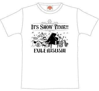 EXILE ATSUSHI LIVE TOUR 2016 Tシャツ M ホワイト