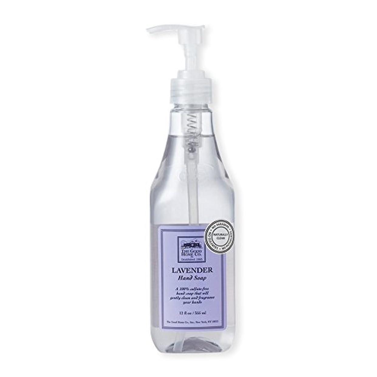 飢え空中白いザ グッドホーム カンパニー HAND SOAP ハンドソープ 石鹸 せっけん ギフト 355ml レディーズ (並行輸入品)