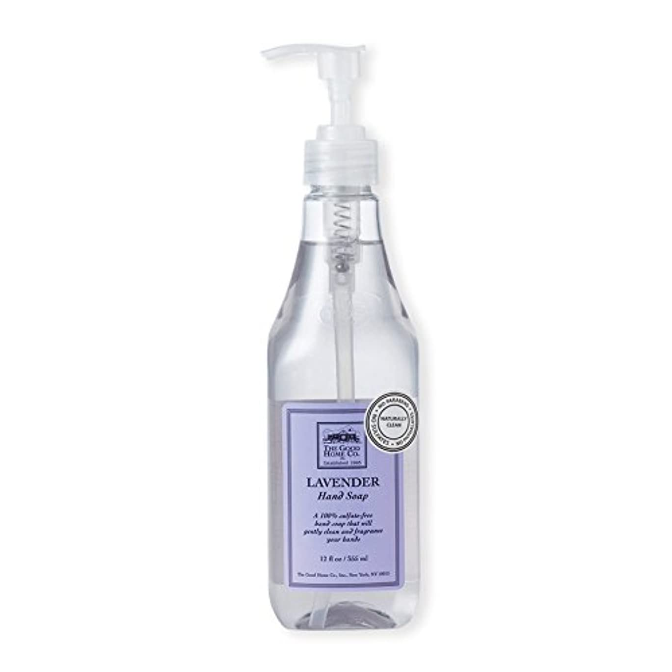 証明する染色引き渡すザ グッドホーム カンパニー HAND SOAP ハンドソープ 石鹸 せっけん ギフト 355ml レディーズ (並行輸入品)