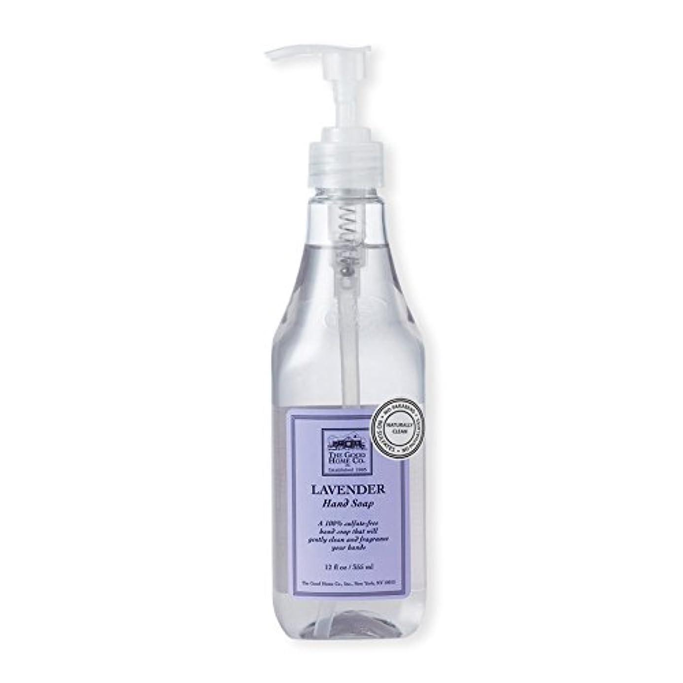 残高濃度提案するザ グッドホーム カンパニー HAND SOAP ハンドソープ 石鹸 せっけん ギフト 355ml レディーズ (並行輸入品)