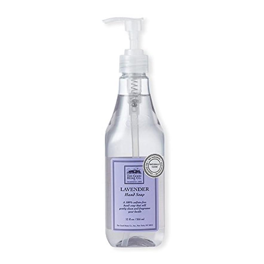 熟練しためまい阻害するザ グッドホーム カンパニー HAND SOAP ハンドソープ 石鹸 せっけん ギフト 355ml レディーズ (並行輸入品)