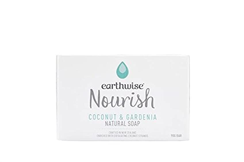 earthwise アースワイズ ナチュラルソープ 石鹸 90g (ココナッツ&ガーデニア)