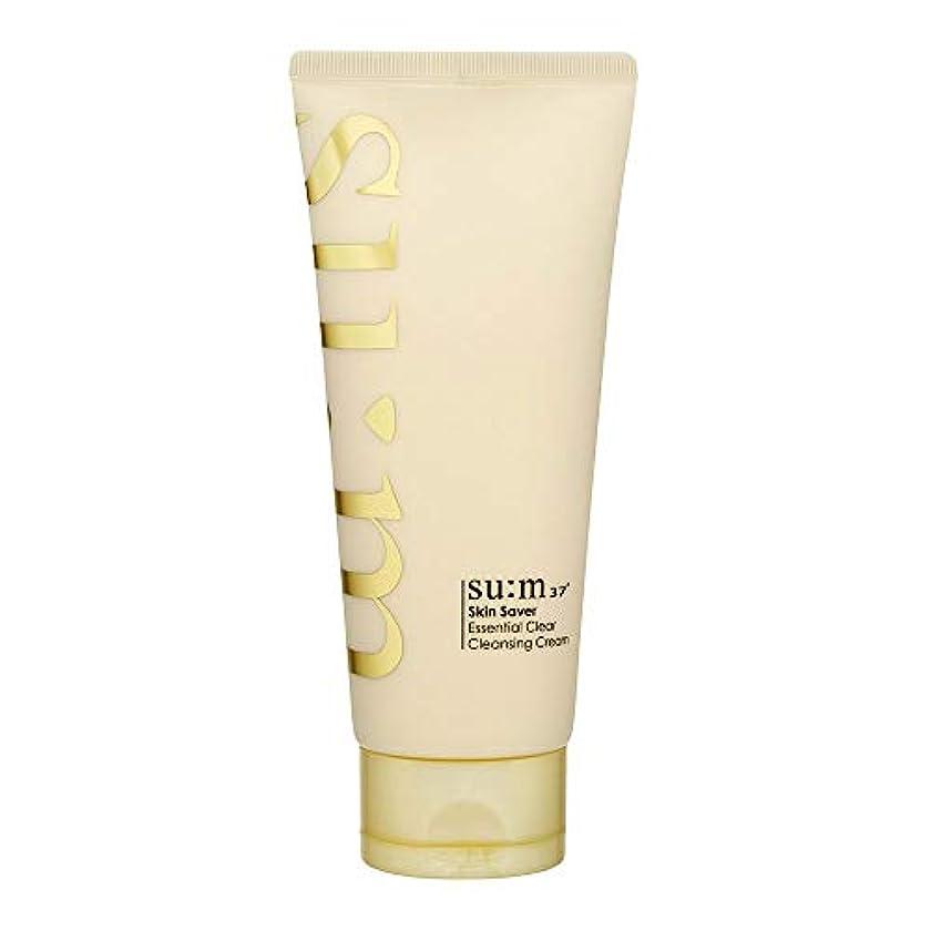 正当化するプレフィックスパース[スム37°] Sum37° スキンセイバー エッセンシャルクリアクレンジングクリーム  Skin saver Essential Clear Cleansing Cream (海外直送品) [並行輸入品]
